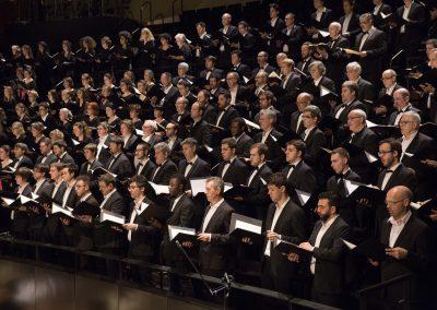 Générale Requiem Berlioz à la Philharmonie de Paris